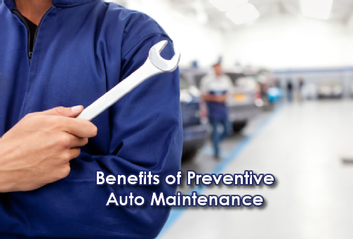 Professional Auto Maintenance Benefits