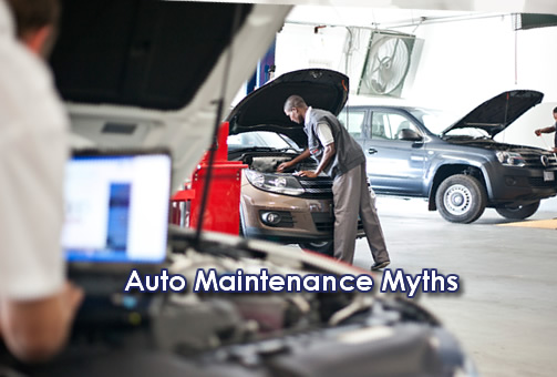 4 Common Myths About Auto Repair