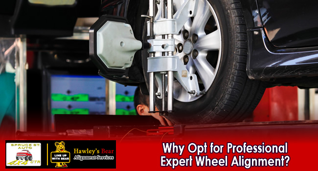 Why You Should Opt for Professional Expert Wheel Alignment