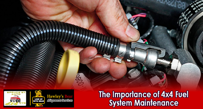 The Importance of 4×4 Fuel System Maintenance